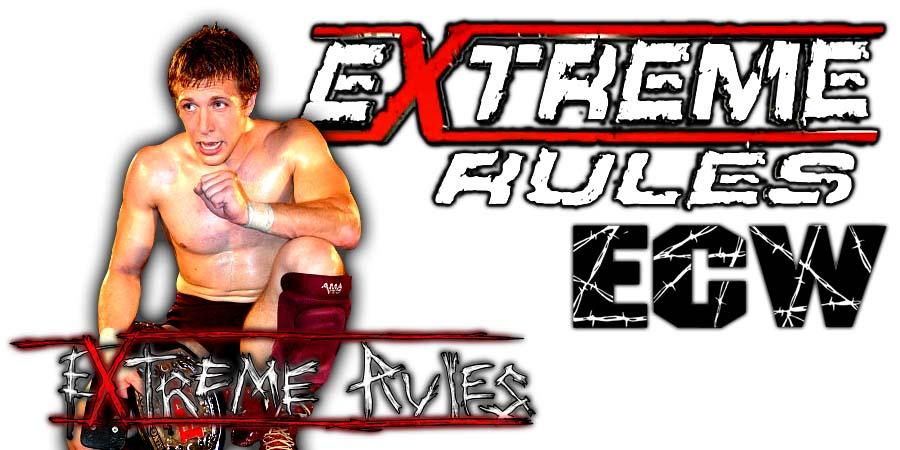 Daniel Bryan Extreme Rules 2018