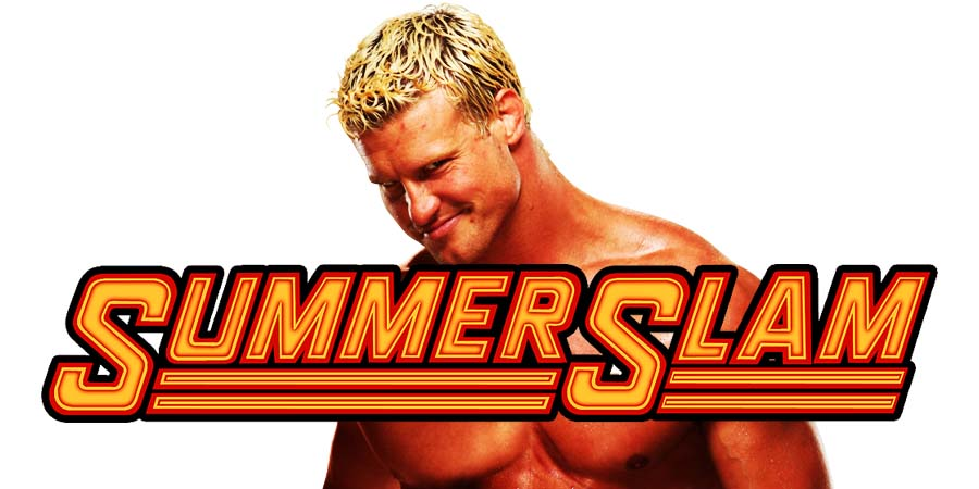 Dolph Ziggler SummerSlam 2019