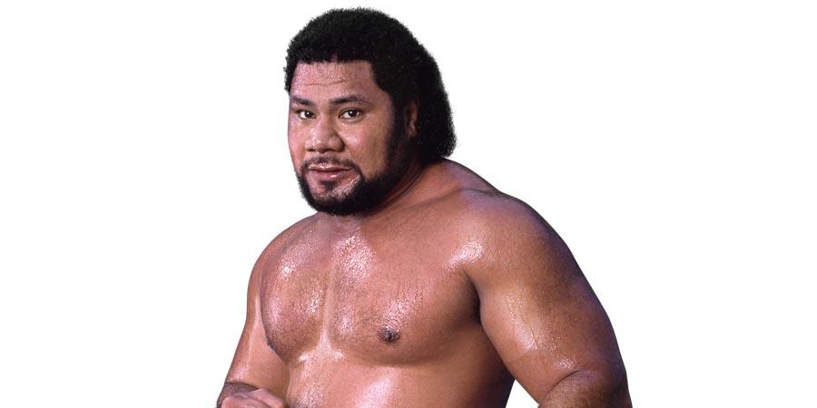 Haku Meng WWF WCW