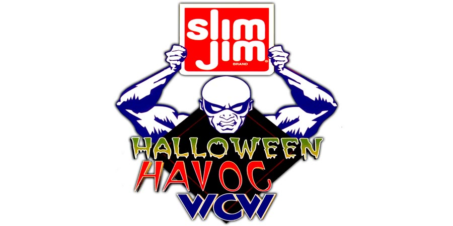 Halloween Havoc NWA WCW PPV