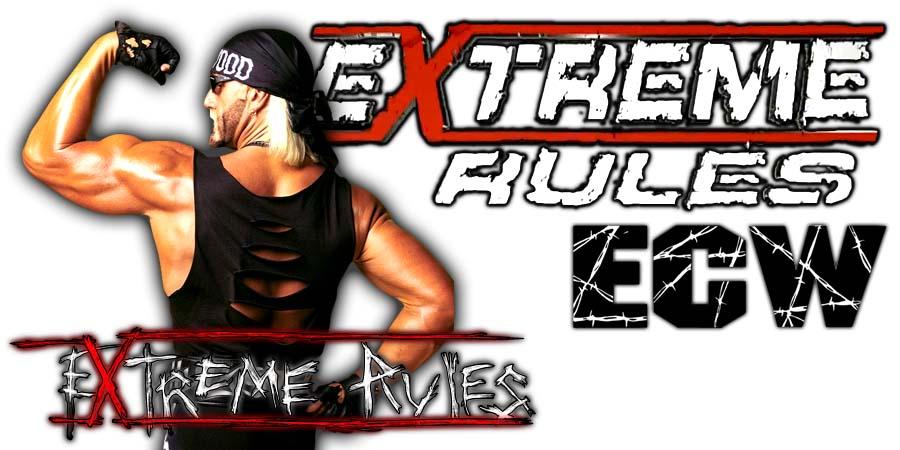 Hulk Hogan Extreme Rules 2018