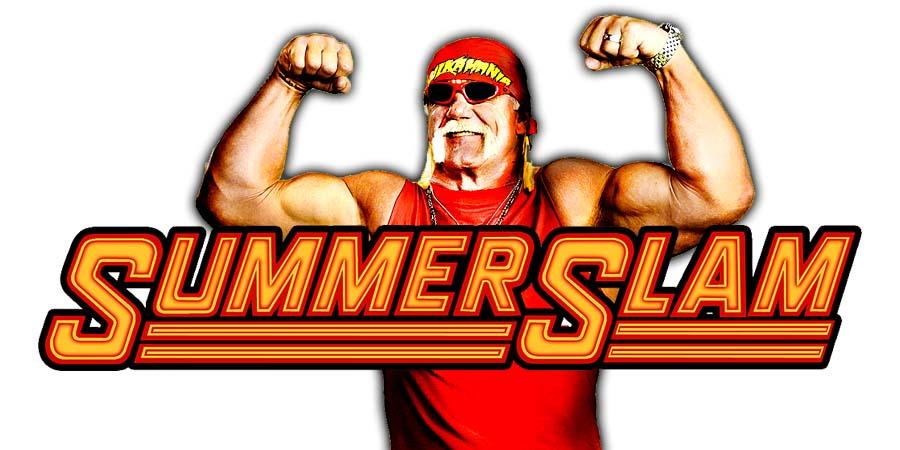 Hulk Hogan SummerSlam 2018