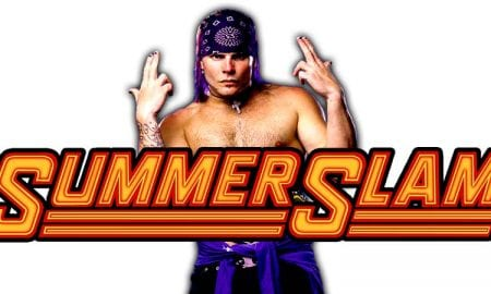Jeff Hardy SummerSlam 2018