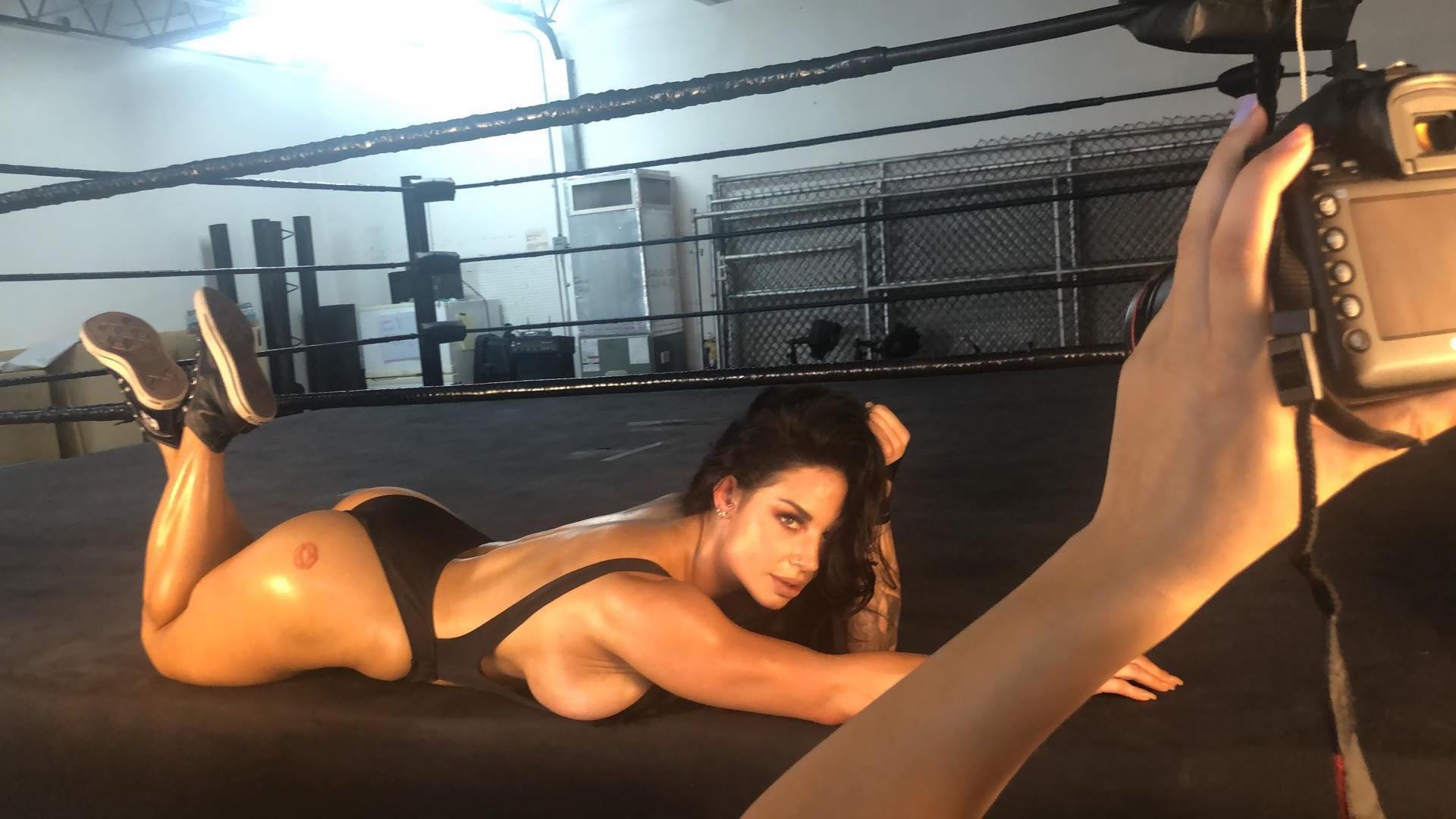 Kaitlyn Celeste Bonin WWE Return 2018 - 3