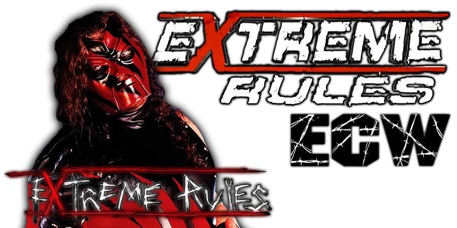 Kane Extreme Rules 2018