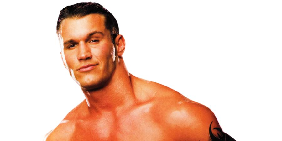 Randy Orton Legend Killer