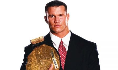 Randy Orton World Heavyweight Champion 2004