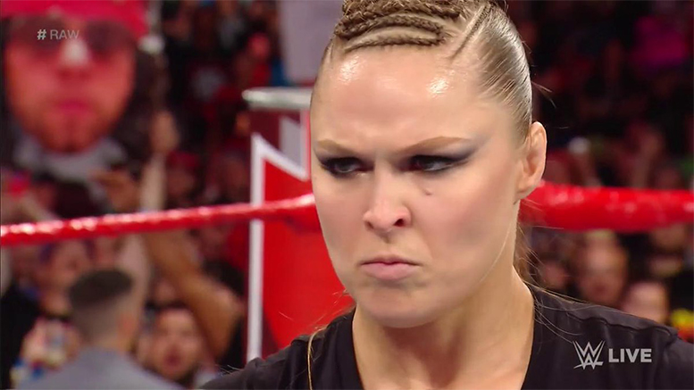 WWE Hall Of Famer Superstar Billy Graham Rips Ronda Rousey