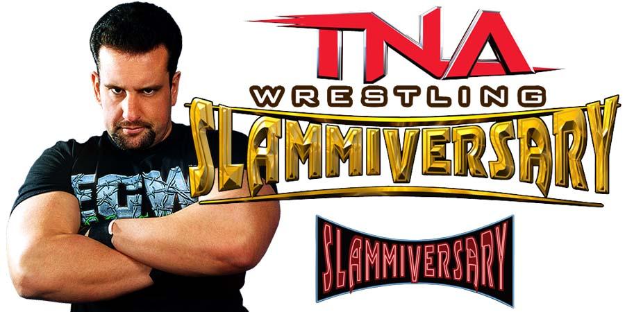 TNA Impact Wrestling Slammiversary XVI Results