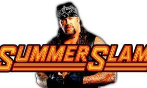 The Undertaker SummerSlam 2018 Opponent