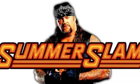 The Undertaker SummerSlam 2018 Opponent
