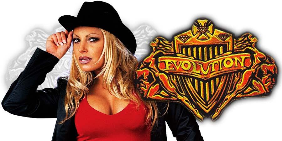 Trish Stratus WWE Evolution 2018 PPV Event