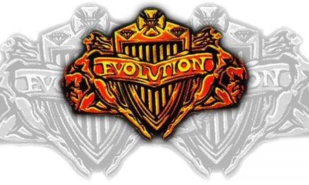 WWE Evolution Logo