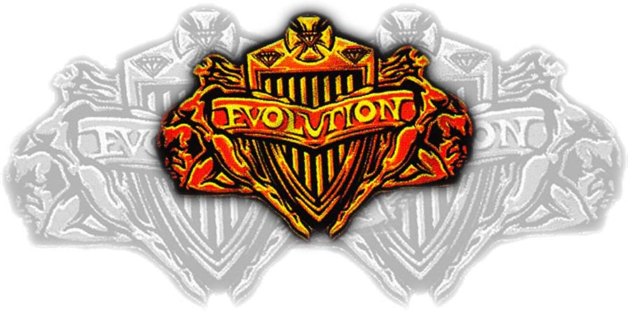WWE Evolution Logo