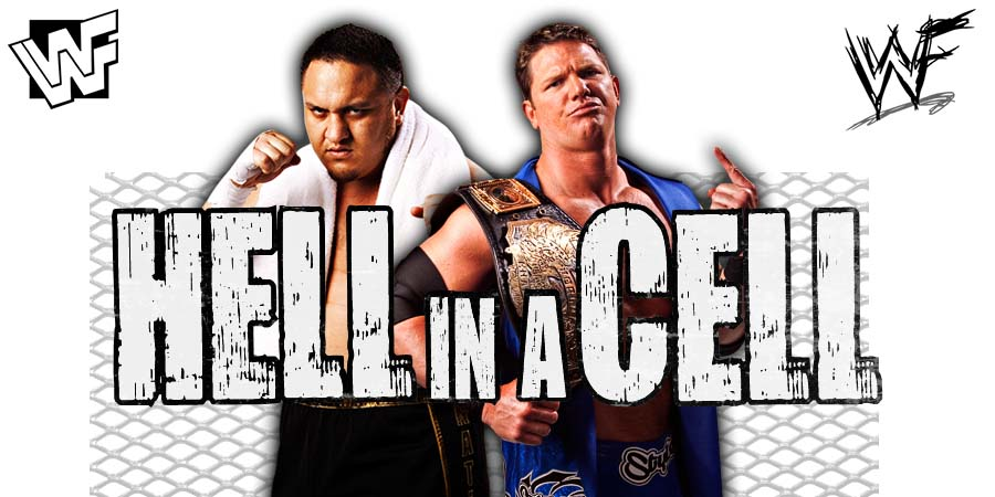 AJ Styles vs. Samoa Joe - Hell In A Cell 2018 (WWE Championship Match)