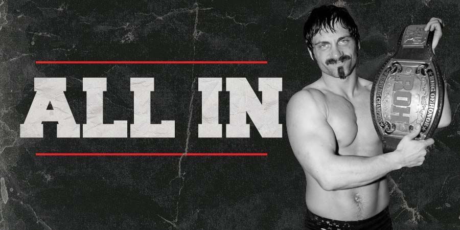 Austin Aries ALL IN