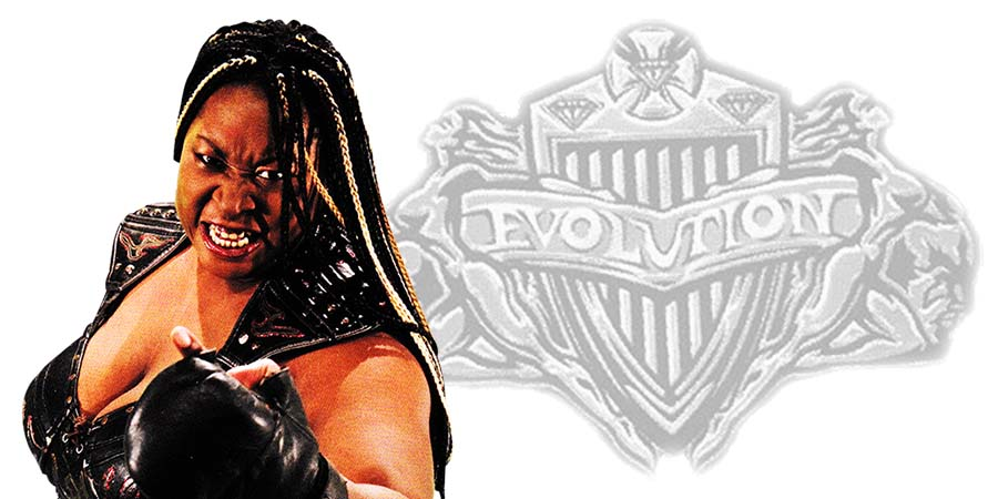 Awesome Kong Kharma WWE Evolution 2018 PPV