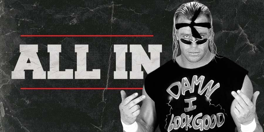 Billy Gunn ALL IN 2018
