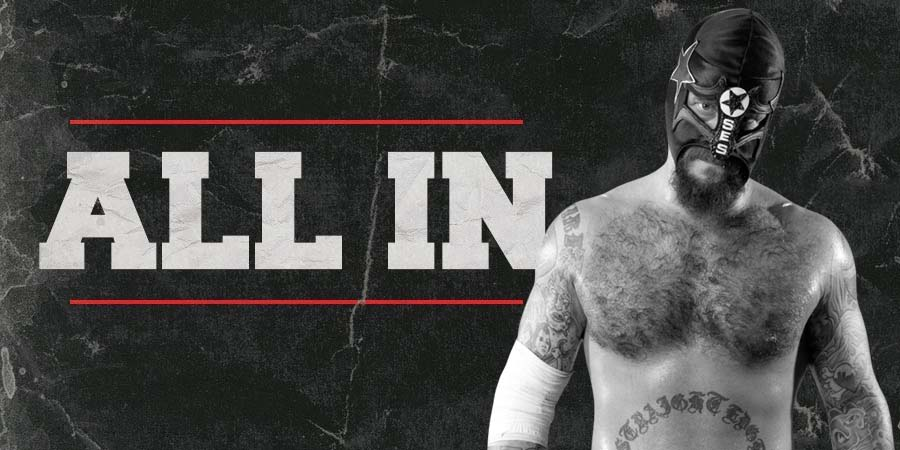 CM Punk ALL IN