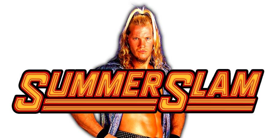 Chris Jericho SummerSlam 2018