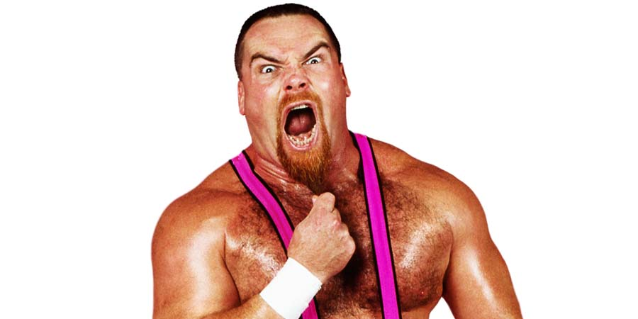 Jim Neidhart The Anvil WWF