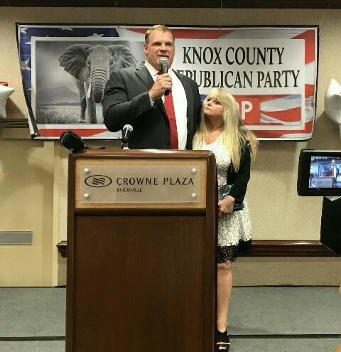 Kane Wins Election To Become Next Mayor Of Knox County, Tennessee