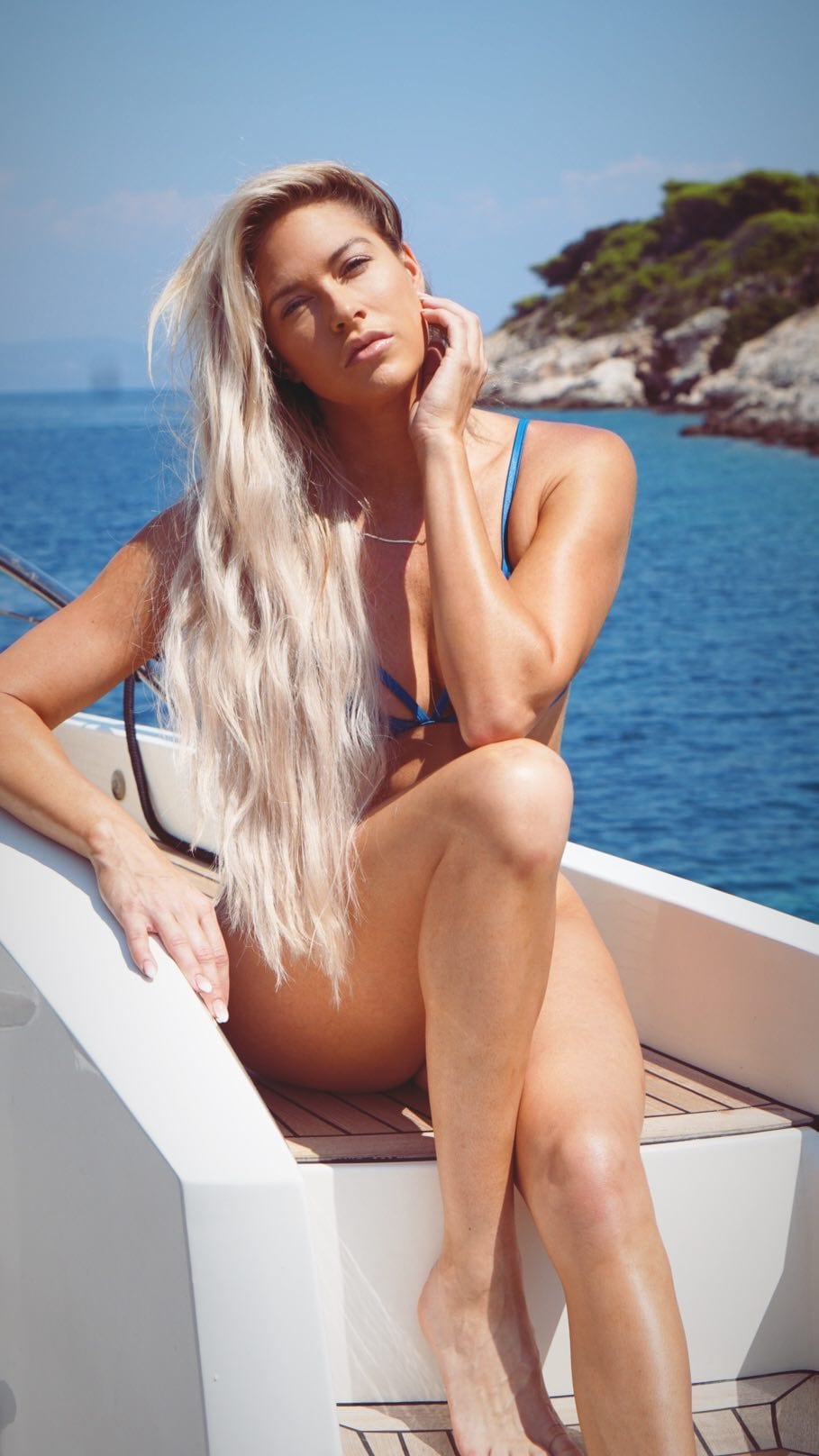 Kelly Kelly Barbie Blank Hot 2018