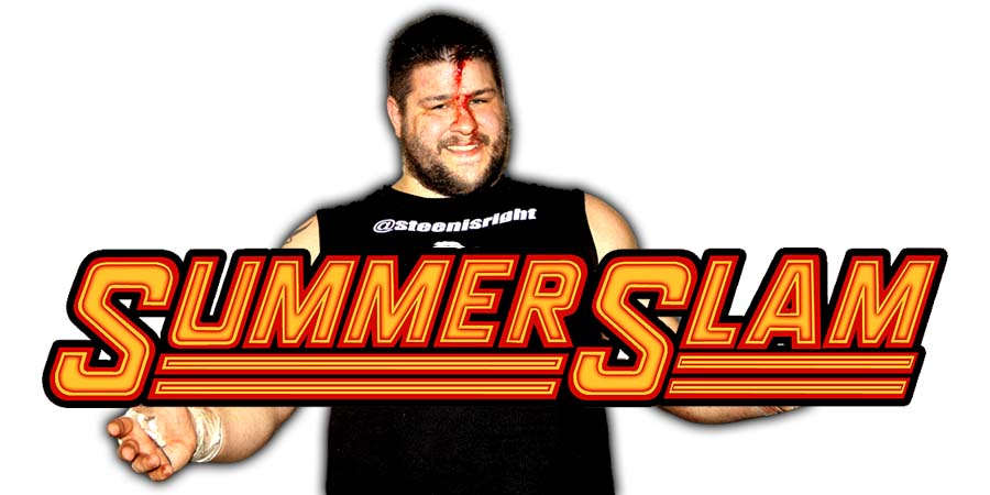Kevin Owens SummerSlam 2018
