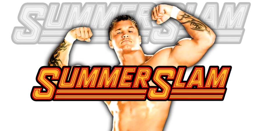 Randy Orton SummerSlam 2019 PPV