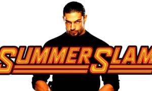 Roman Reigns SummerSlam 2018