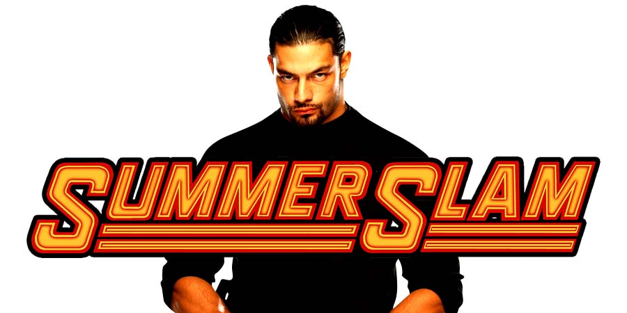 Roman Reigns SummerSlam 2019
