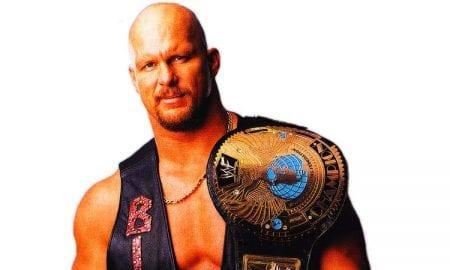 Stone Cold Steve Austin WWF Champion
