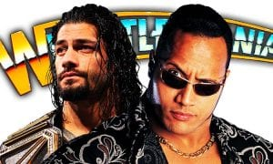 The Rock vs. Roman Reigns - WrestleMania 35