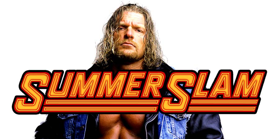 Triple H SummerSlam 2018