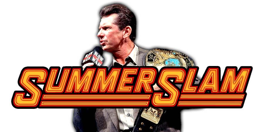Vince McMahon SummerSlam 2018