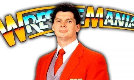 Vince McMahon WrestleMania
