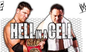 AJ Styles taps out to Samoa Joe during WWE Championship match at Hell In A Cell 2018