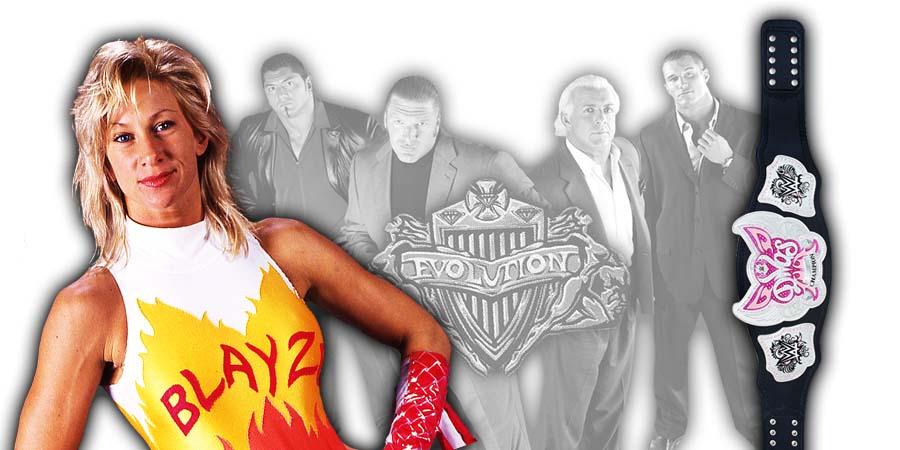 Alundra Blayze Madusa WWE Evolution 2018