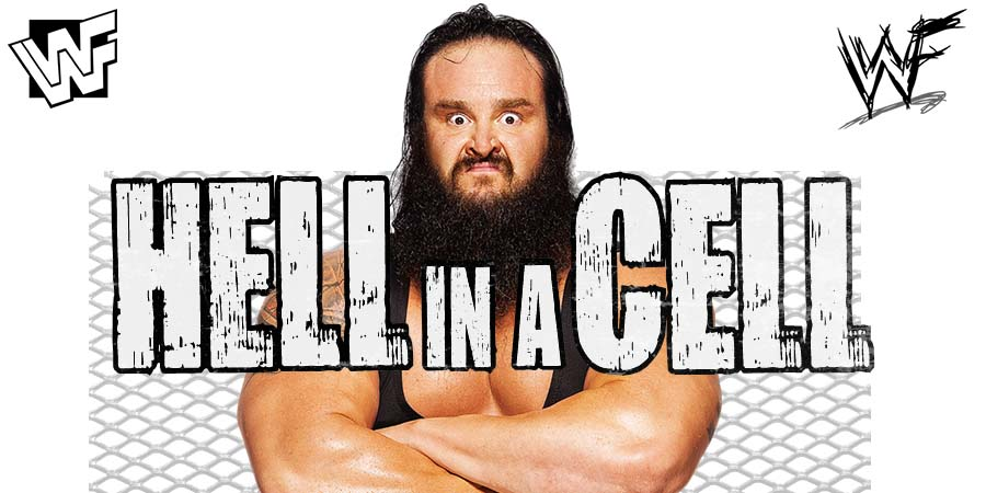 Braun Strowman Hell In A Cell 2018