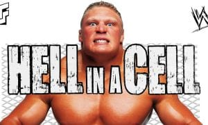 Brock Lesnar Backstage At Hell In A Cell 2018