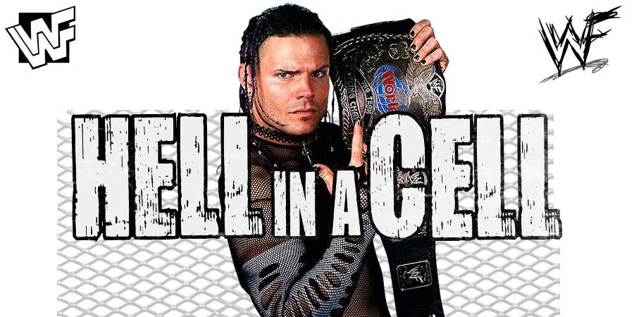 Jeff Hardy Hell In A Cell 2018
