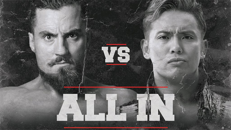 Marty Scurll Addresses Controversy Regarding His ALL IN Match With Kazuchika Okada Going Over Time
