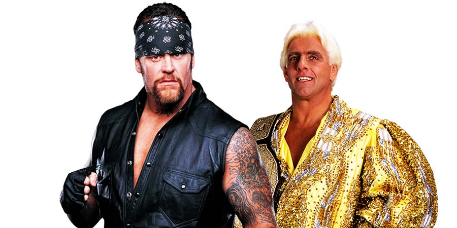 The Undertaker Ric Flair Friendship