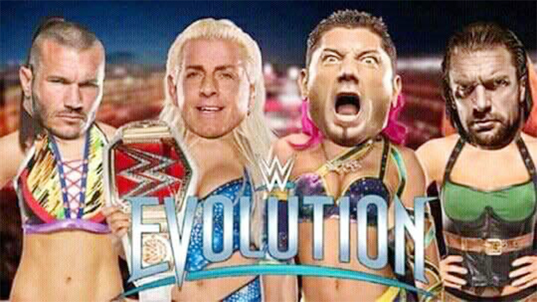 5bf88b2ab516 Complete Match-Card For WWE Evolution PPV Reportedly Leaked