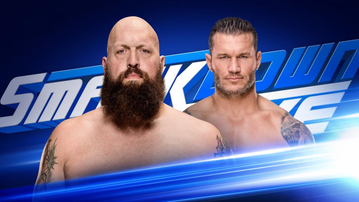 Big Show vs. Randy Orton - WWE SmackDown 2018