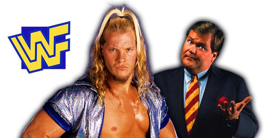Chris Jericho & Jim Ross Working With A Billionaire To Start A New Wrestling Promotion