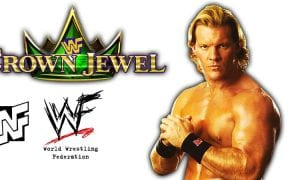 Chris Jericho WWE Crown Jewel PPV Saudi Arabia 2018