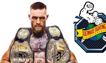 Conor McGregor Double Champion UFC