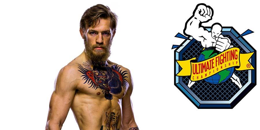 Conor McGregor UFC Featherweight Lightweight