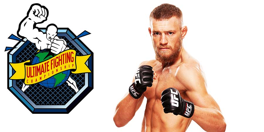 Conor McGregor UFC Featherweight
